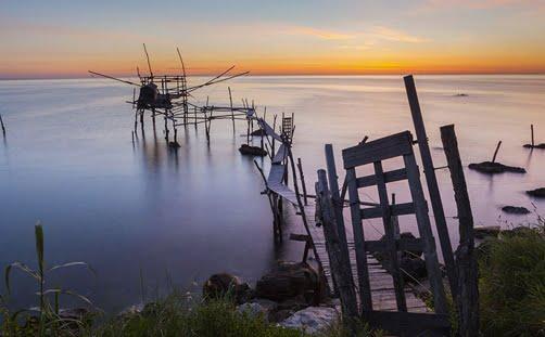 Punta Turchino, Costa dei Trabocchi Photo Credits by Raffaele Vetrano